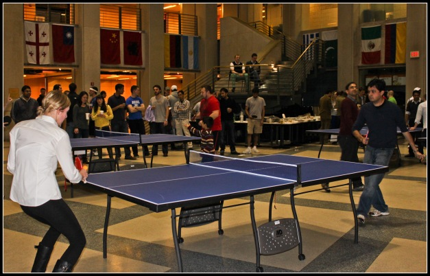 X-Prize: Ping Pong Tournament