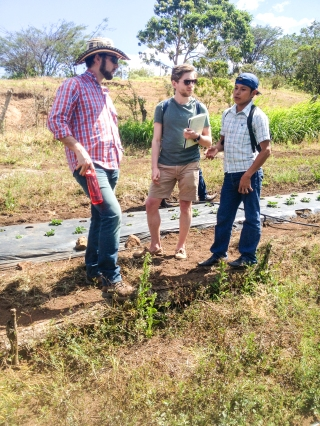 NUvention Nicaragua Field Research