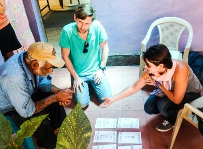 NUvention Nicaragua Planning Shot