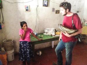 NUvention Nicaragua Woman