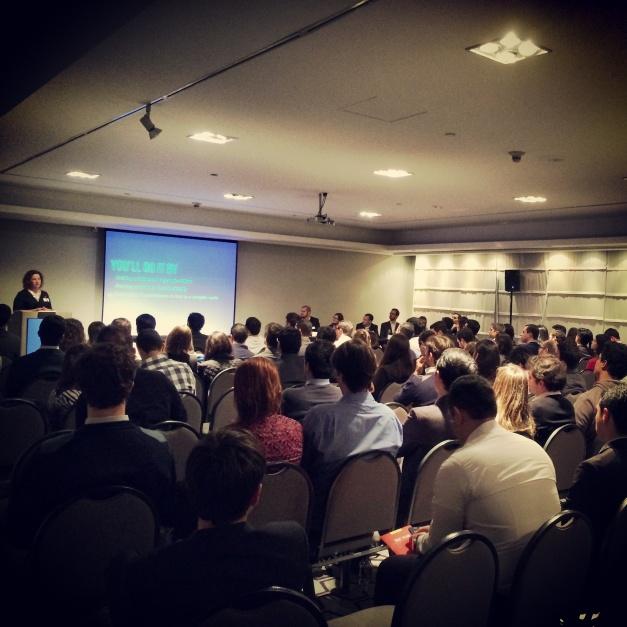 Sao Paulo Info Session