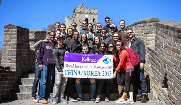 Great Wall - GIM group picture